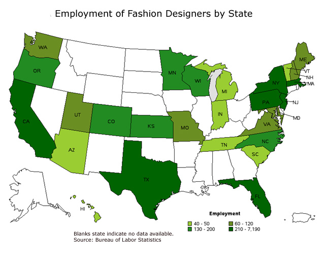 Fashion Designer Career And Job Information